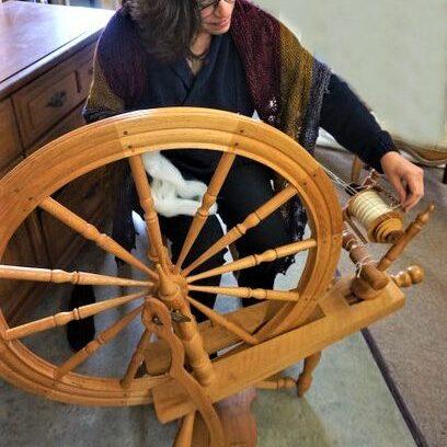 MCW Bucksport Adina spinning